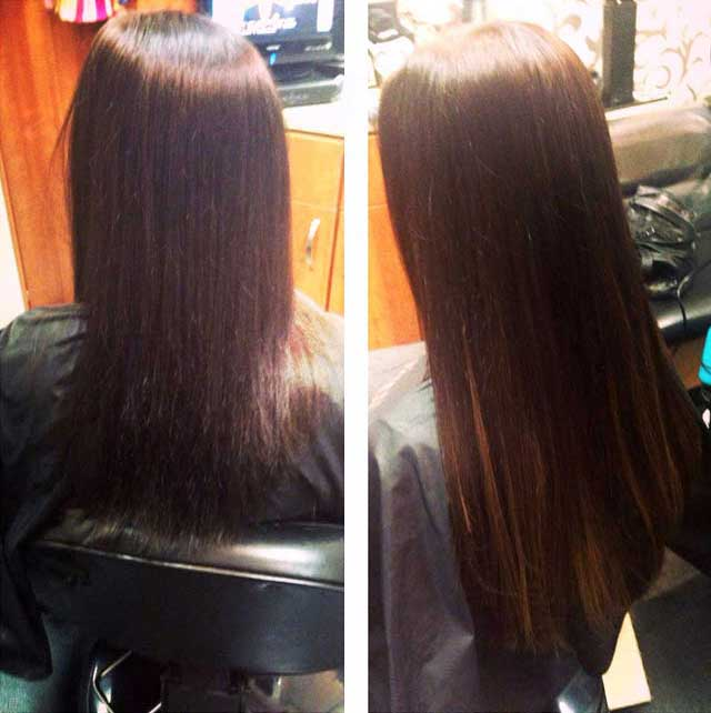 Great Lengths Hair Extensions Las Vegas Remy Indian Hair